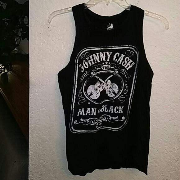 24572ac3965af5 Zion Johnny Cash Women s Graphic Muscle T Shirt. M 5b4fde8645c8b35fa6459d83